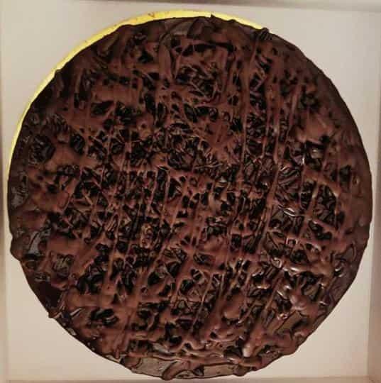 Gâteau au chocolat maigre par Tara Kapur de Bombay Bizare Baker.
