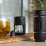 La machine à café expresso portable en capsules
