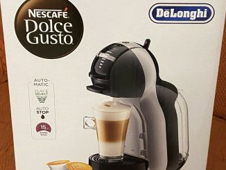 MACHINE À CAFÉ SUCRÉ Nescafè Taste Espresso Capsules Krups Kp123b10 Mini me - EUR 40,00
