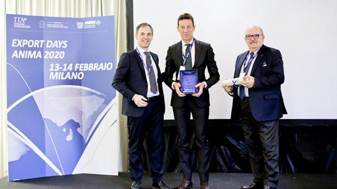 Marco Nocivelli, Roberto Nocera e Bruno Fierro - Macchine da caffè San Marco Festa per i 100 anni, fatturato  5%