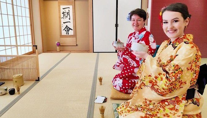 11 Best Places To Enjoy Tea Ceremony In Tokyo