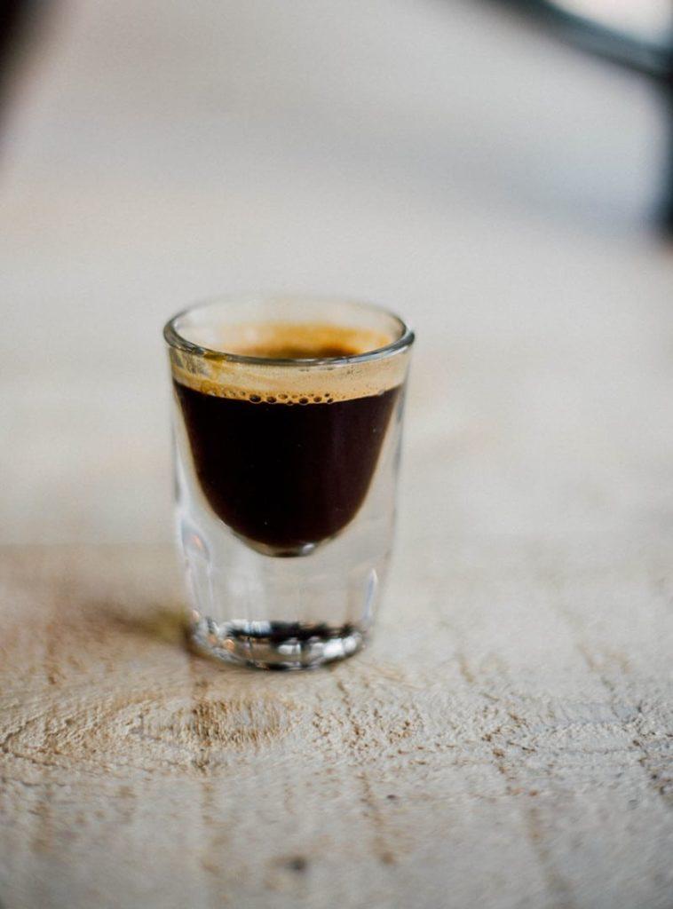 coup d'espresso