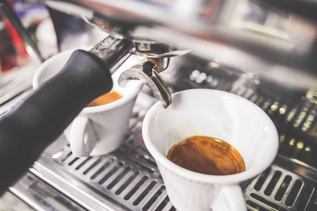 Machine à expresso-café-frais