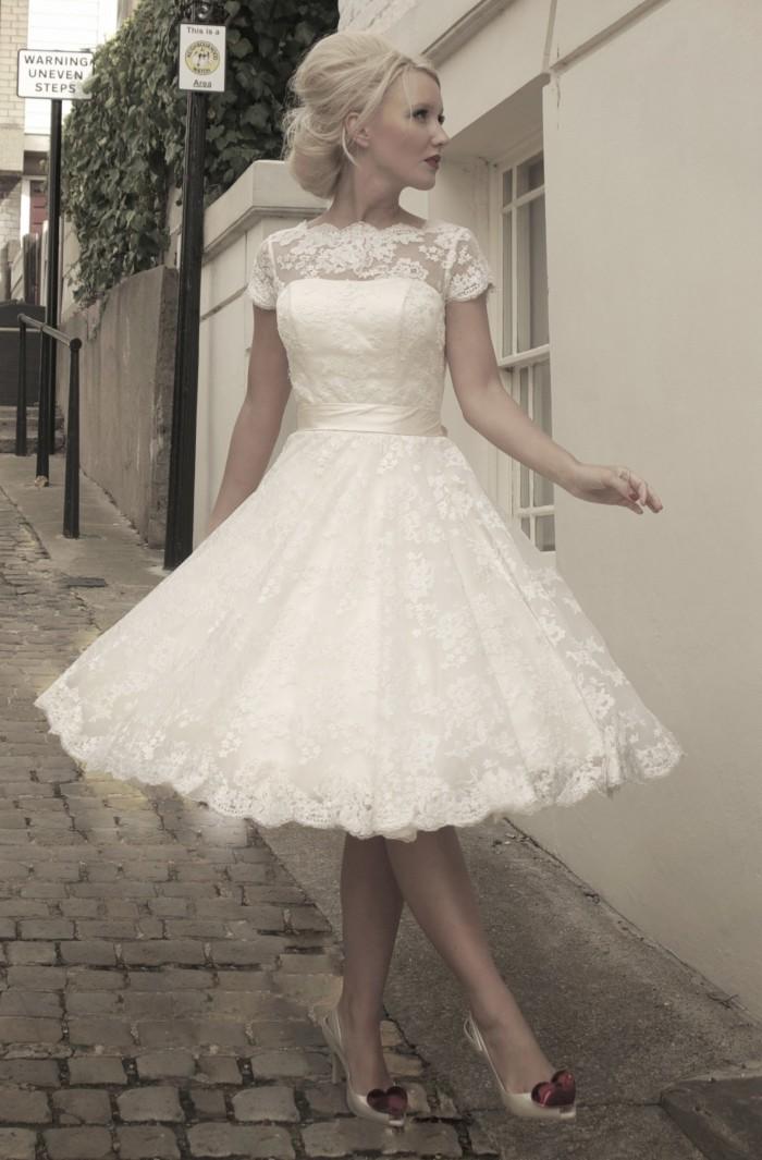Sarah, robe vendue par ~ Cutting Edge Brides