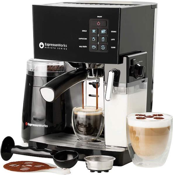 espressoworks tout en un barista