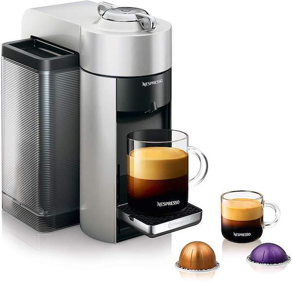 bundle nespresso par delonghi