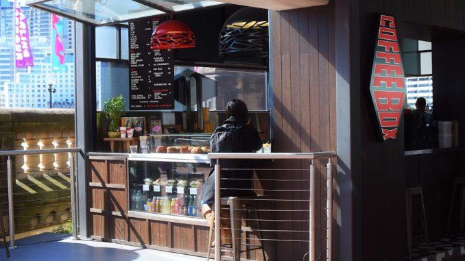 Boîte à café Espresso | Pyrmont