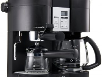The 5 Best Espresso & Coffee Maker Combos to Buy in 2017