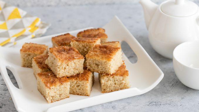 Recette simple de gâteau au babeurre