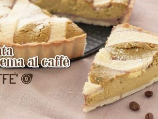 101RIPES: Tarte à la crème au café - 101CAFFE '