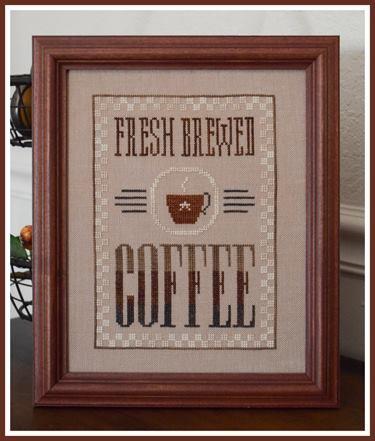 cliquez ici pour agrandir l'image du café fraîchement moulu (graphique)