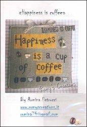 cliquez ici pour agrandir l'image de Happiness is Coffee (graphique)