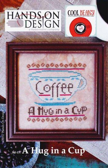 cliquez ici pour agrandir l'image de Hug in A Cup, A - Cool Beans (graphique)