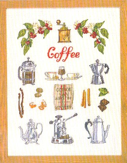 cliquez ici pour agrandir l'image de Coffee Time (graphique)