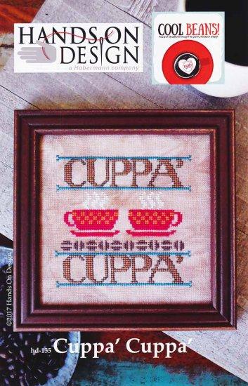 cliquez ici pour agrandir l'image de Cuppa Cuppa - Cool Beans (graphique)