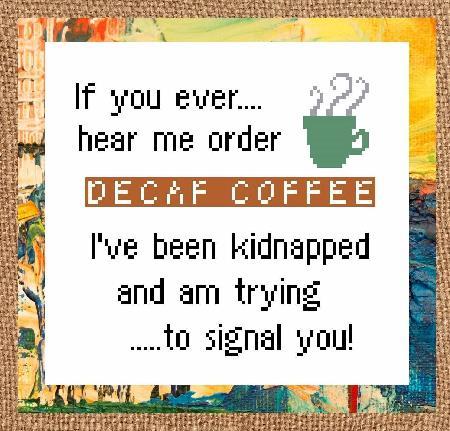 cliquez ici pour agrandir l'image du café décaféiné (graphique)