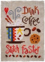 cliquez ici pour agrandir l'image de Drink Coffee (graphique)
