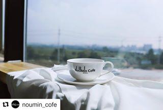 #Repost @noumin_cofe (@get_repost) ・・・ 노유민코페(noumin cofe) Cofe 아포카토 잔 세트 화이트색상에 심플한 디자인으로 ...
