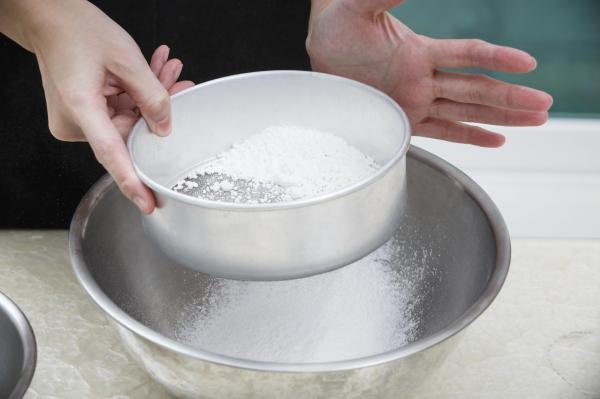 Comment faire du gâteau au lait condensé - Étape 5