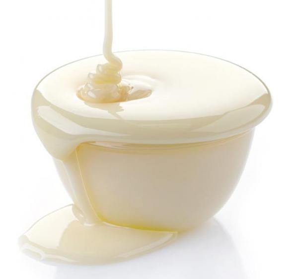 Comment faire du gâteau au lait condensé - Étape 2