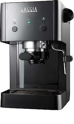 Machine à café Gaggia - Grangaggia GG2016 Café moulu noir