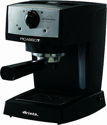 Ariete Machine à café expresso Cappuccino Pods 1366 Picasso Cialdissima