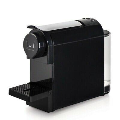 Lux, Machine à café noire, Plastique, He Espresso