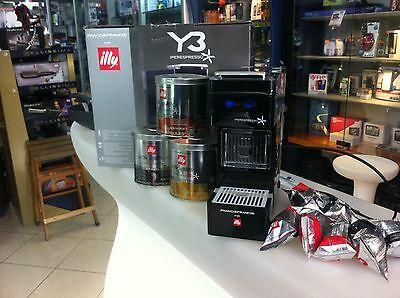 Machine à café Illy Iperespresso Y3 NOUVEAU !!! Promotion capsule noire + gratuite