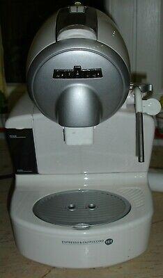 Machine à café Lavazza Evo 101 Bidose et Cappuccino