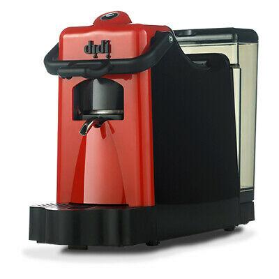 DIDIESSE Machine à café expresso manuelle Dosettes Didi entièrement rouges