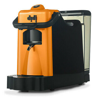 DIDIESSE Machine à café expresso manuelle dosettes jaune moutarde Didi