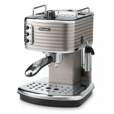 De Longhi ECZ351BG Scultura - Machine à café expresso manuelle et # 0127