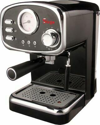 CREMILDA 1319948 Machine à café expresso et cappuccino en poudre et Cia