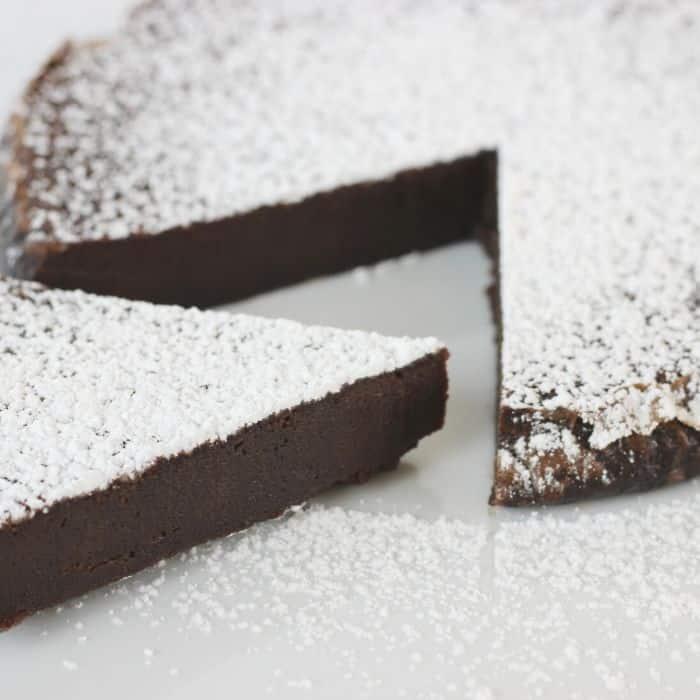 Gâteau Nutella à 2 ingrédients