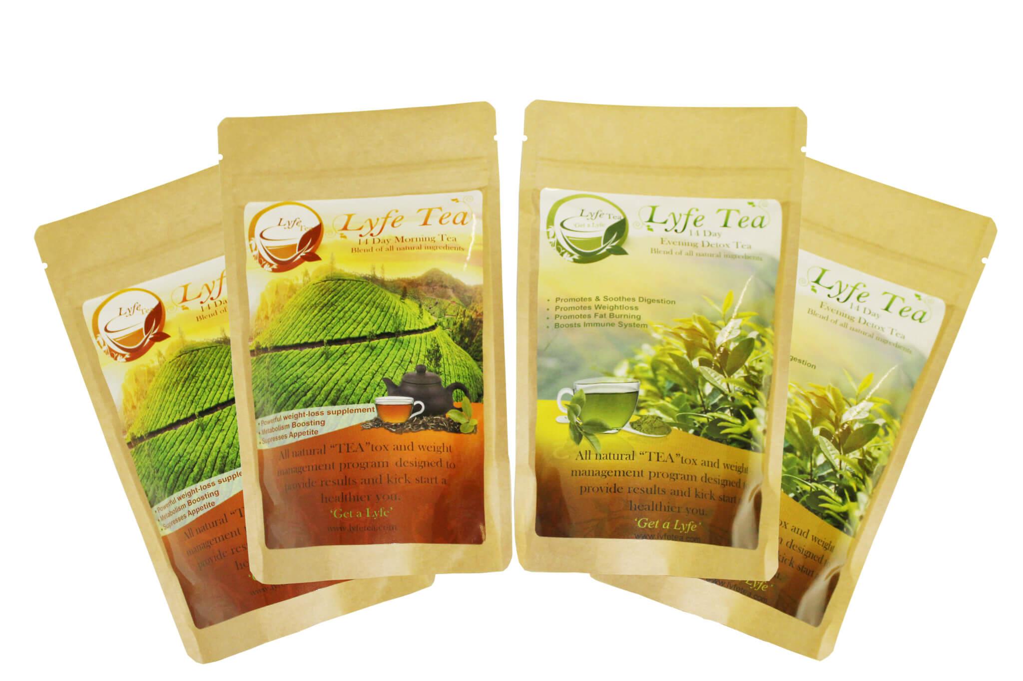 Lyfe Tea teatox