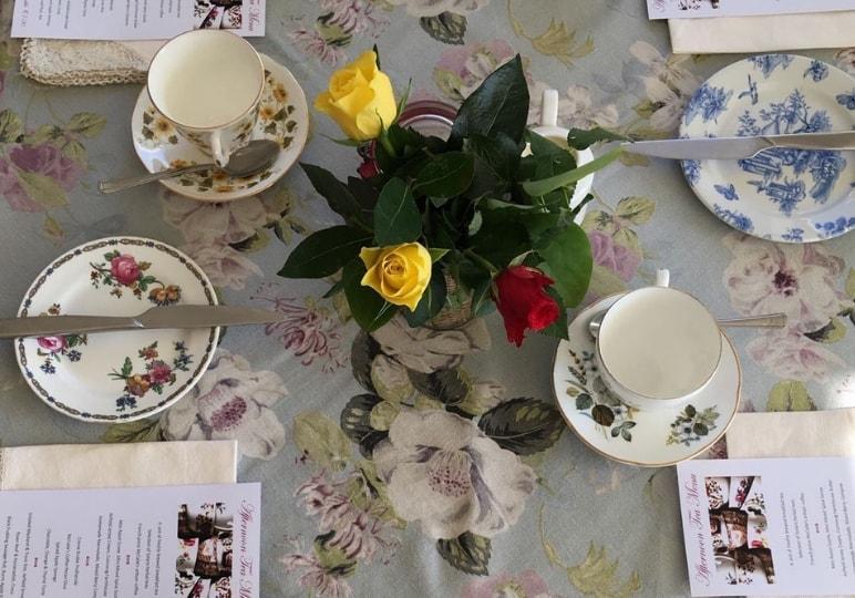 Top 5 des endroits pour le thé de l'après-midi à Dublin