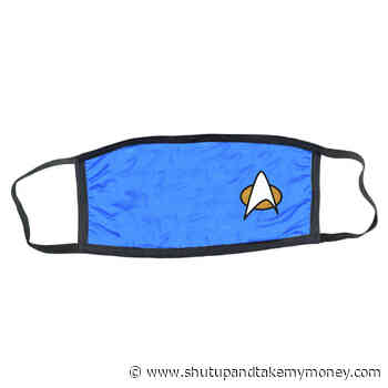 Masque facial de style médical Star Trek Spock