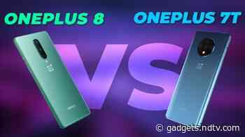 OnePlus 8 vs OnePlus 7T: OnePlus 8 vaut-il Rs. 7 000 de plus que OnePlus 7T?