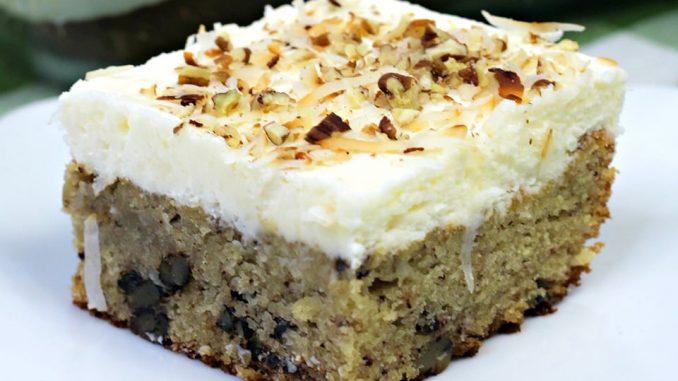 Meilleure recette de gâteau à la crème italienne facile