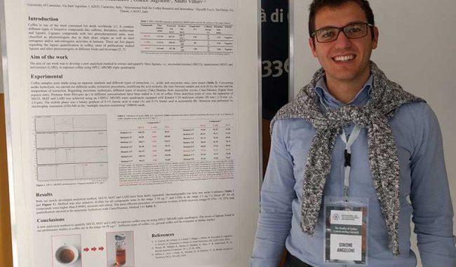 """Primo diploma di dottorato al Centro di ricerca sul caffè """"Simonelli-Unicam"""", sugli scudi il recanatese Simone Angeloni"""