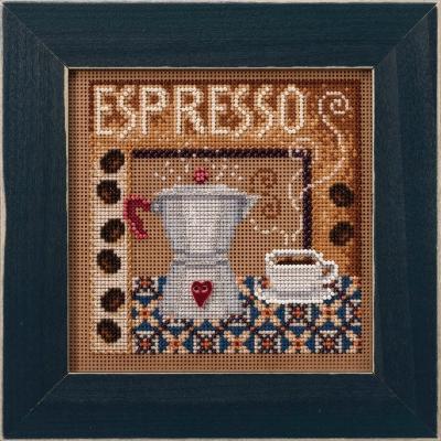 cliquez ici pour agrandir l'image d'Espresso (2020) (kit de point de croix compté)