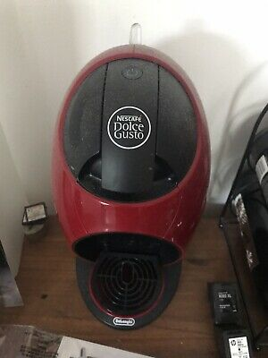 Machine à café NESCAFÉ Dolce Gusto Jovia EDG250.R ROUGE avec instructions