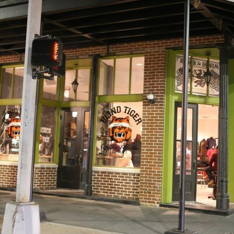 The Blind Tiger Cafe