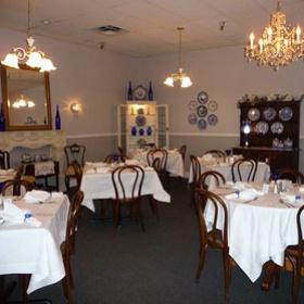 Sapphire's Cafe, salon de thé et restauration