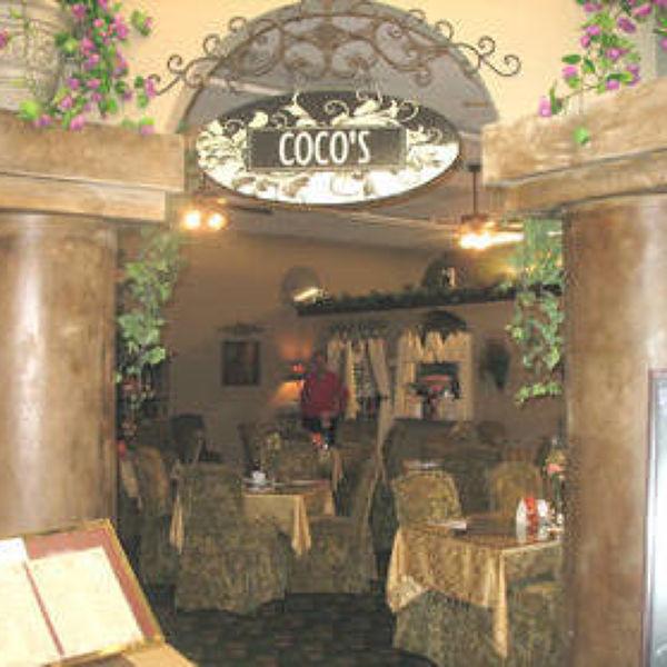 Salon de thé de Coco