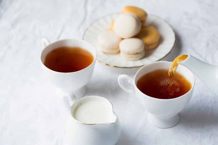 Est-il possible que les Irlandais boivent plus de thé que les Anglais?