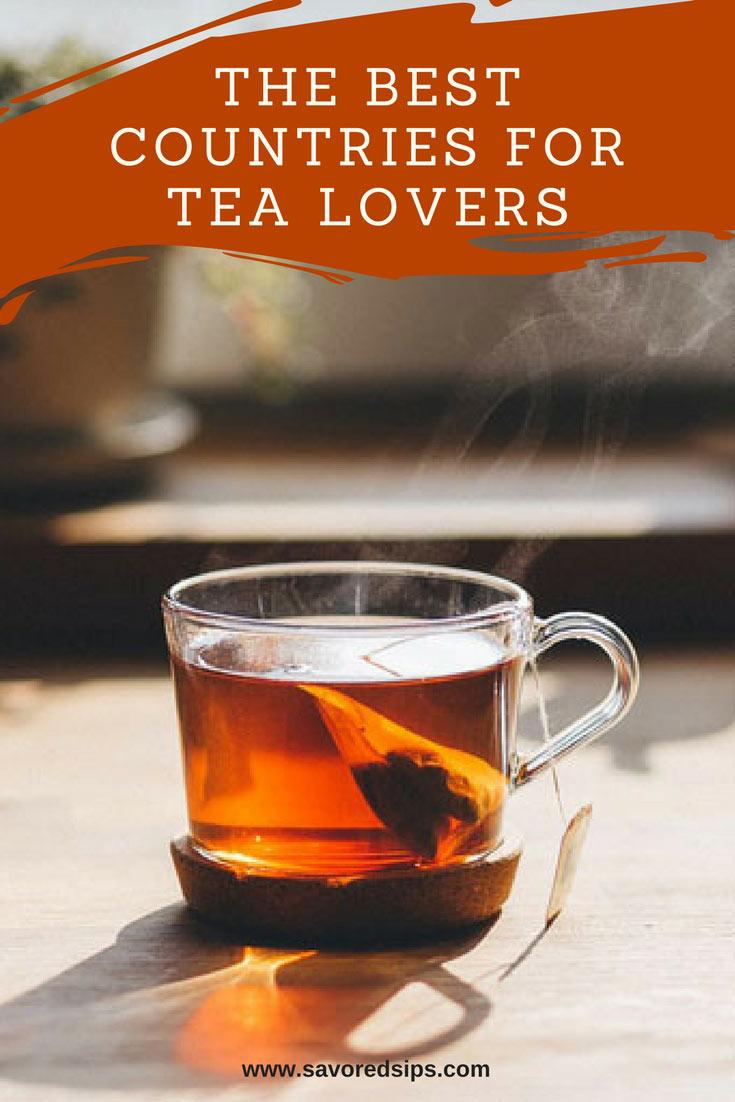 Où trouver le meilleur thé au monde, ainsi que des faits amusants sur le thé