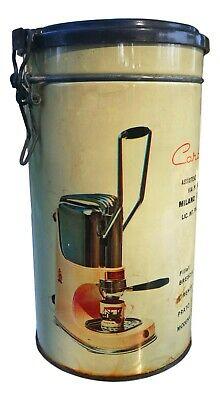 boîte de conserve de café pour caravelle vintage arrarex années 60