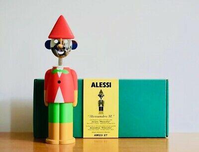 🔴 Tire-bouchon Mendini Alessi Sandro M. Pinocchio Nouveau tire-bouchon