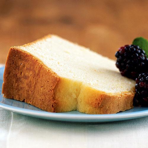 Recette de gâteau de livre diabétique Desserts diabétiques au gâteau à la crème sure